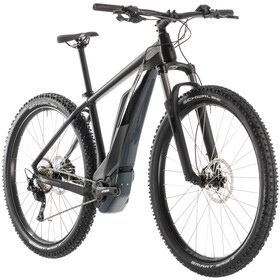 Cube Reaction Hybrid Pro 500 E-mountainbike sort